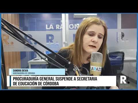 Procuraduria General suspende a Secretaria de Educacion de Cordoba