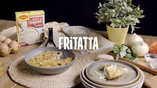 Receta de frittata: Las claves de sus diferencias y similitudes con nuestra tortilla de patata
