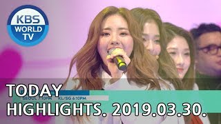 Today Highlights-Gag Concert/Immortal Songs2/Mother of Mine E1-2[2019.03.30]