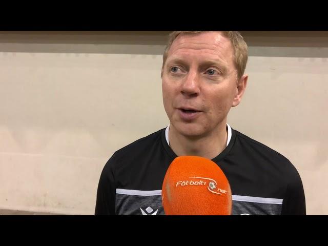 Brynjar Björn: Hefði átt að fara steindautt 0-0