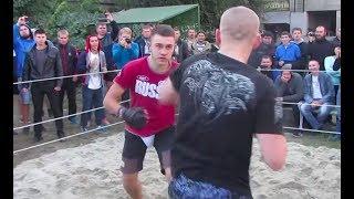 Русская МАШИНА Смерти против СВИРЕПОГО, МЕГА БОЙ !!!