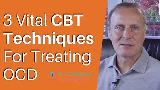 3 CBT Techniques For OCD