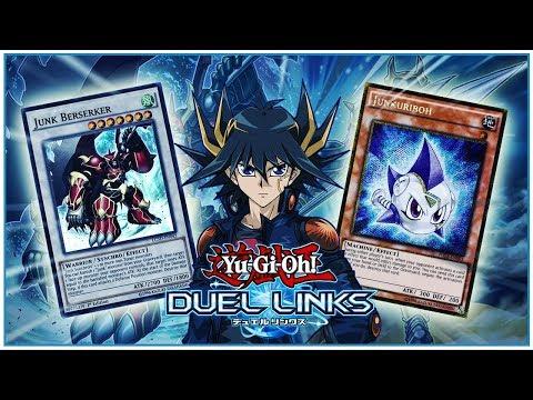 Yu-Gi-Oh! Duel Links] HUGE LEAKS! YUSEI FUDO GATE CARDS