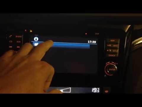 Qashqai J11 - Nissan Connect Radio/File browser bug - смотреть