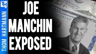 Manchin Leak: Stopping Sell-Outs To Big Money? (w/ Lee Fang)