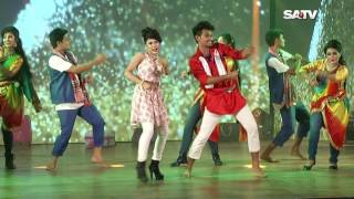 Eid Dance By Tonni & Alif On SATV | Eid Dance Program