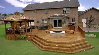 Backyard Deck Designs Pictures (see Description) (see Description)