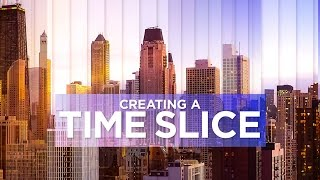 Creating a Time Slice [video]