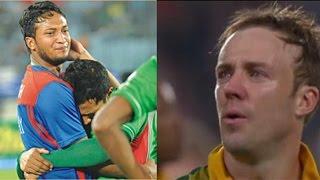 5 Emotionally Sad Moments in Cricket History Ever
