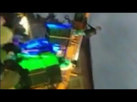 Dj Nasir System Dharwad in Crane Ganesh Visarjan 2k17