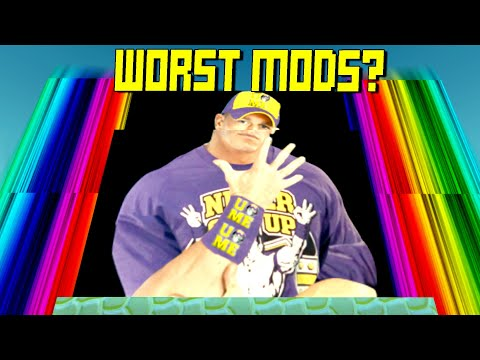 I Installed the Worst Rated Mods on the Workshop!  - Scrap Mechanic Gameplay