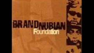 Brand Nubian - Too Late