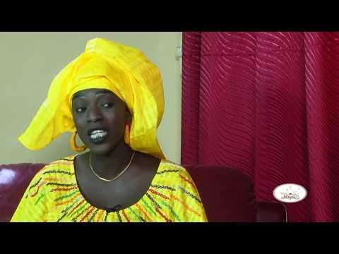 Instant Ndogou avec Rouba Seye, Artiste et comédienne sénégalaise