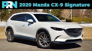 2020 Mazda CX-9 Signature Review