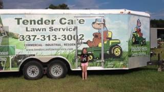 Contact Tender Care Lawn Service for all your Lawn Care and Landscape Maint