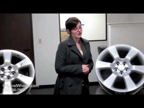 Highlander Rims & Highlander Wheels - Video of Toyota Factory, Original, OEM, stock new & used rim