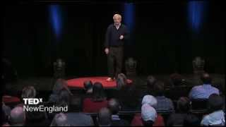 Immortality, big data, and tattoos: Juan Enriquez at TEDxNewEngland
