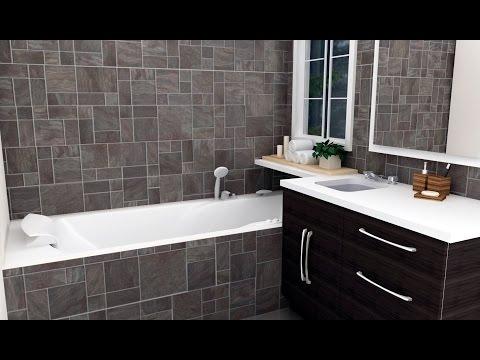 small bathroom tile design ideas