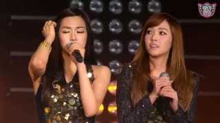 SNSD Talk English [SMTown] Live in Madison Square Garden