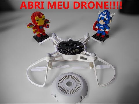 abrindo-o-mini-drone-mitu-da-xiaomi--muito-legal-por-dentro