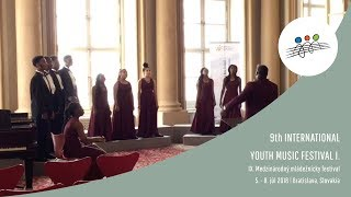 Mabelvale Middle School Chamber Singers   9th International Youth Music Festival I. 2018