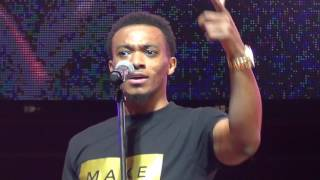 "Chicago Gospel Festvial 2017-Jonathan McReynolds-""Gotta Have You"""