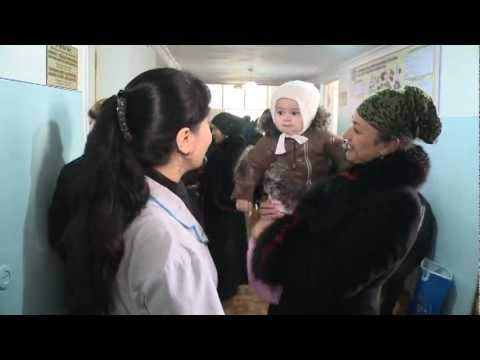 Improving access to family planning in rural Tajikistan