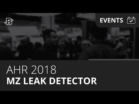 Leak Detection Overview at the 2018 AHR Expo