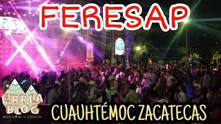 preview picture of video 'Feria Regional de San Pedro P.G. Zacatecas 2019'