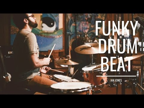 "Funky Drum Beat: Inspired by the Famous ""Funky Drummer"" by James Brown