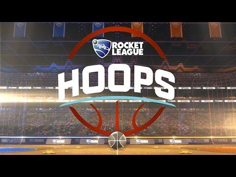 Rocket League Hoops Looks Amazing