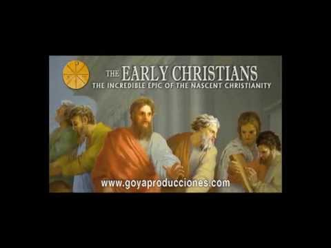 The Early Christians: The Incredible Odyssey of Early Christianity 2 DVD set movie- trailer