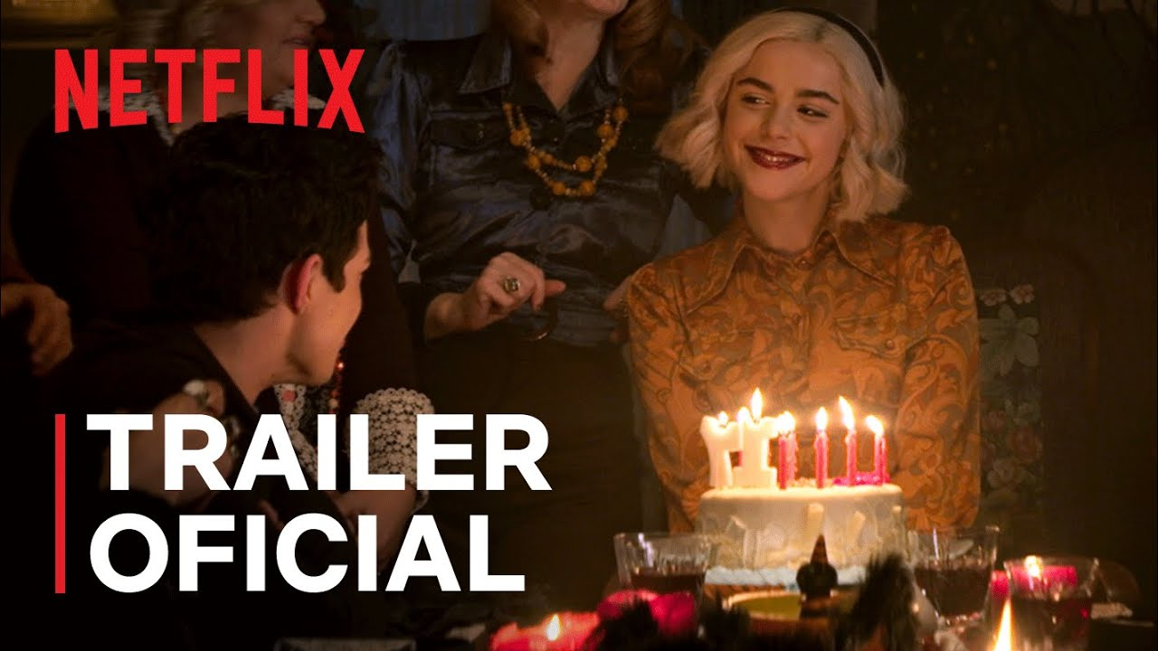 O Mundo Sombrio de Sabrina   Trailer da última temporada