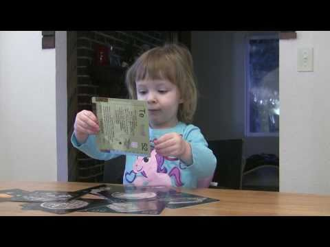 This Two-Year-Old Knows The Chemical Elements Better Than I Do