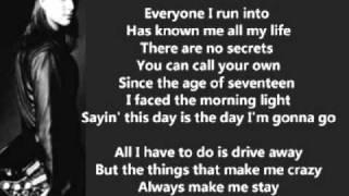 Terri Clark - Midnight's Gone ( + lyrics 2000)