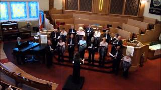 A Cappella Plus- Kia Hora Te Marino- June 1, 2014