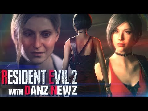 Search for the G-Virus - Resident Evil 2 w/ Danz Newz Pt5