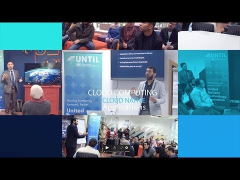 UNTIL Egypt - Cloud Computing and Cloud Native Applications