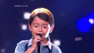Santiago cantó Happy de Pharrell Williams – LVK Col – Rescates – Cap 39 – T2