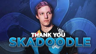 """Thank you: Tyler """"Skadoodle"""" Latham   Cloud9 CS:GO Reloaded Presented by the USAF"""