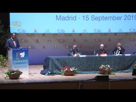 Rencontre pour la Paix à Madrid : Sant'Egidio promeut une paix sans frontières
