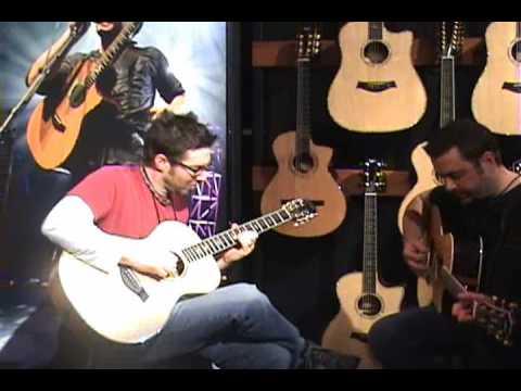 Waiting For Daybreak Part 4 - NAMM Show 2010