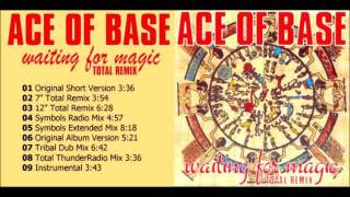 "Ace Of Base - Waiting For Magic (Total Remix 7"")(Unofficial Instrumental)"
