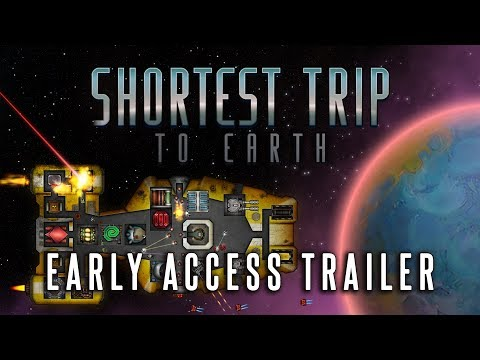 Shortest Trip to Earth - Early Access Trailer thumbnail