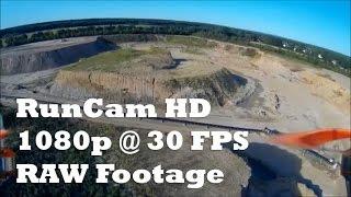 FPV Bunker Cruising Part 2 - RunCam HD @ 1080p 30 FPS - RAW Footage