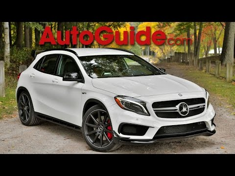 2015 Mercedes Benz GLA 45 AMG Review - First Drive