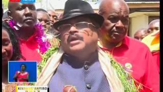 uguvugu la Mandago : Mandago awakashifu wagombea huru