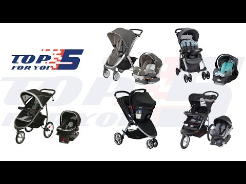Top 5 Best Travel System Strollers of 2017 – 2018