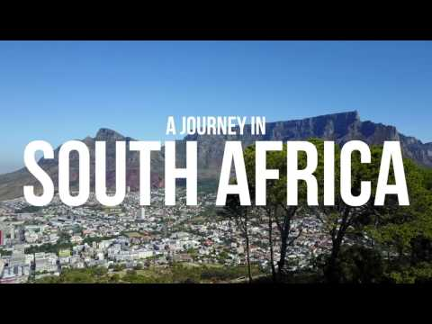 South Africa Philanthropic Presentation