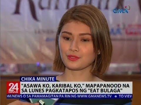 """[GMA]  """"Asawa Ko, Karibal Ko,"""" mapapanood na sa Lunes pagkatapos ng """"Eat Bulaga"""""""